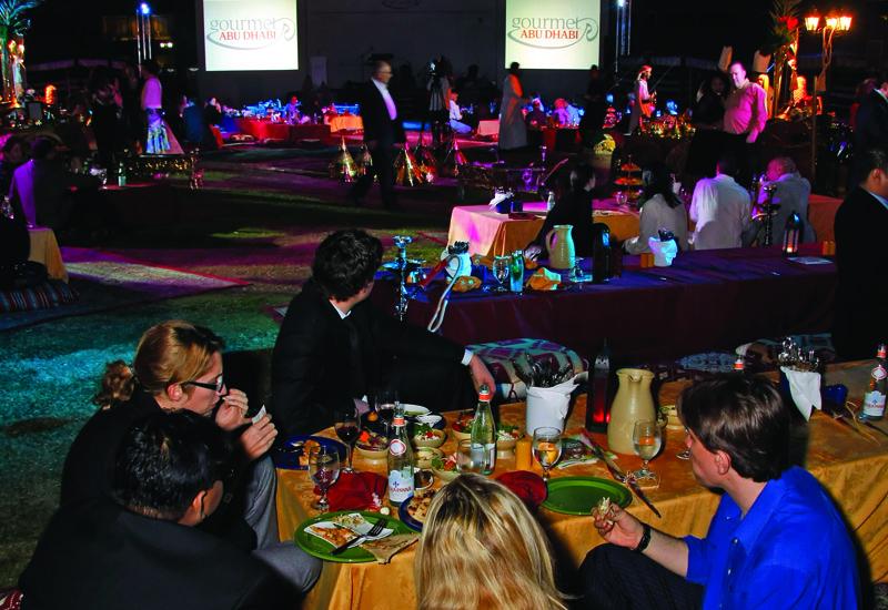 Gourmet Abu Dhabi will return in 2010