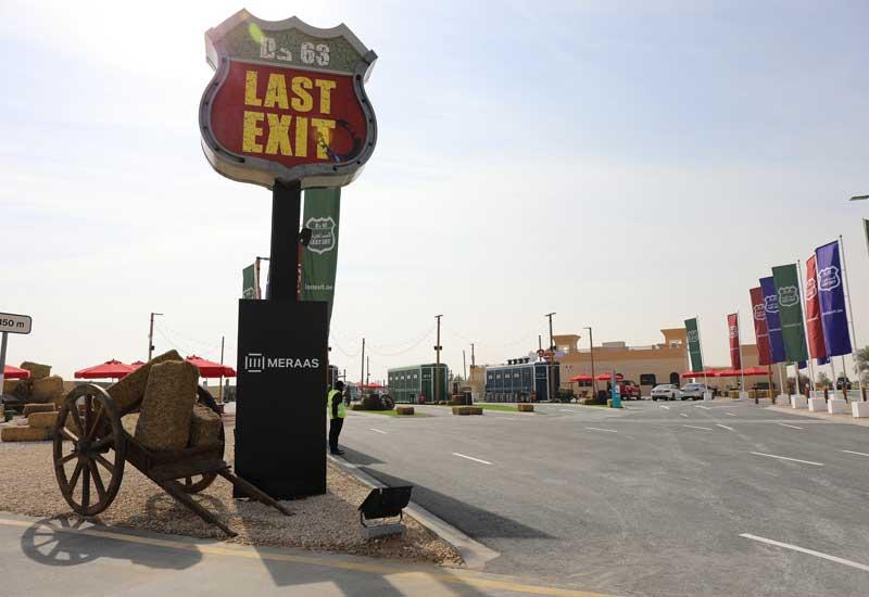 FOOD & BEVERAGE, Dubai, Dubai F&B, Dubai f&B news, Food truck, Food trucks in Dubai, Last Exit