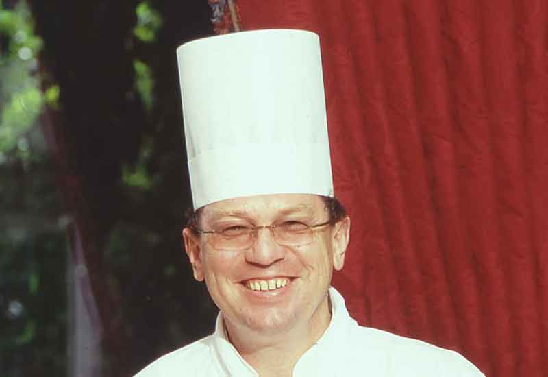 Rudolf Pellkofer: set to cook up as storm at Banyan Tree Al Areen next month.