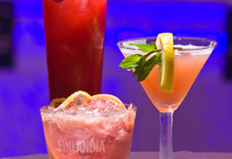 Raditya Dimas' winning cocktails.