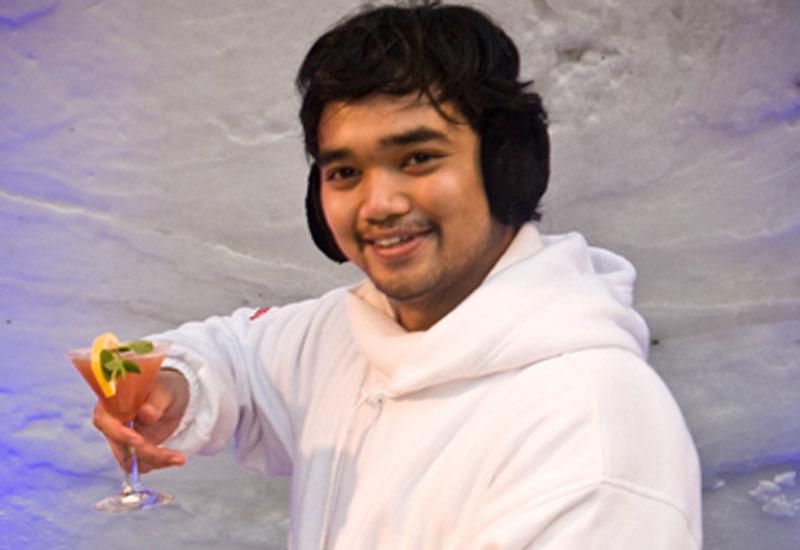 Raditya Dimas from Dubai was the overall winner at the 11th Annual International Finlandia Vodka Cup.
