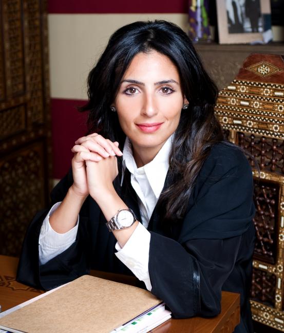EWS's Razan Khalifa Al Mubarak.