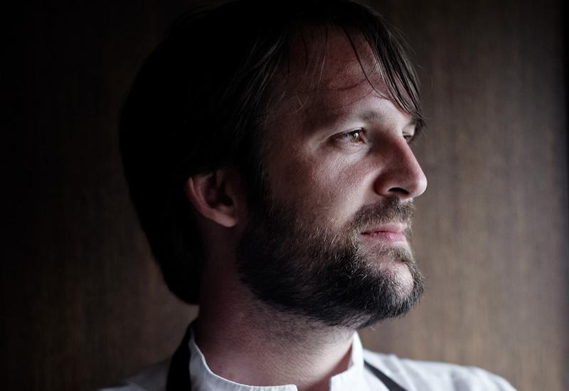 Noma chef-owner Rene Redzepi.