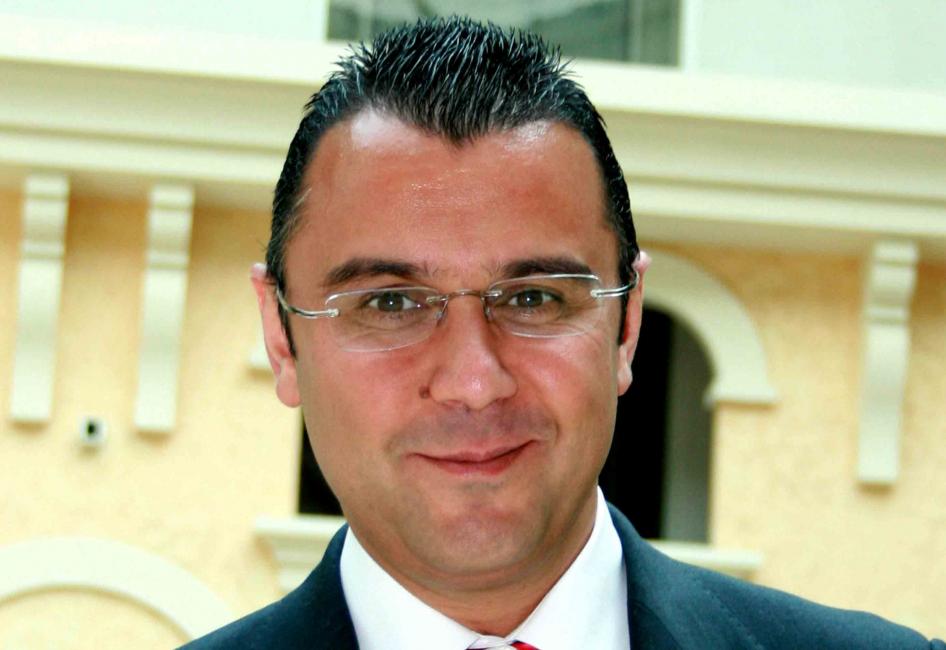 JW Marriott Dubai general manager Wael Soueid.
