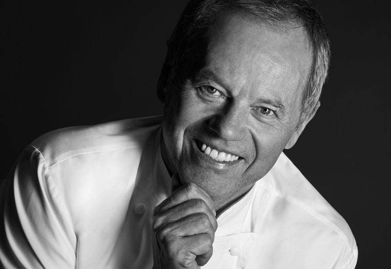 Celeb chef and restaurateur Wolfgang Puck