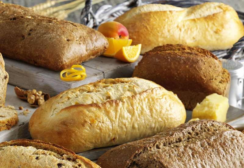 Breads from Cuisine Royale