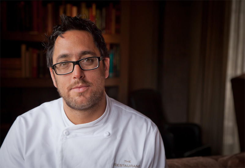 FOOD & BEVERAGE, Executive News, Christopher Kostow, Meadowood