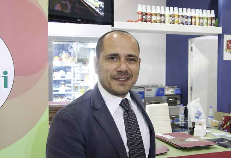 Gianluca De Luca believes as MidEast tastes develop, demand for Giolitti ice cream will rise