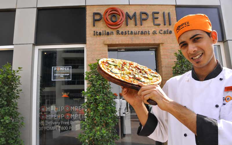Pompeii Italian Restaurant will host its first festival of fun, food and fitness.