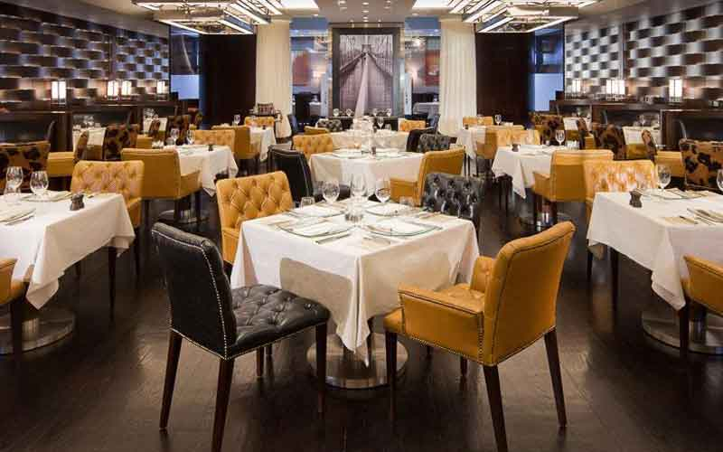 Rib Room is among the participating restaurants