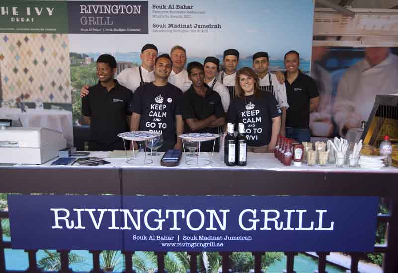 The Rivington Grill is just one out of 38 restaurants that has created a masterpiece menu for Restaurant Week