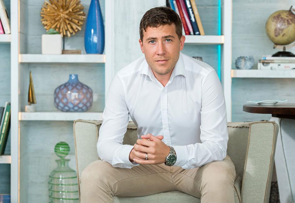 Francesco Cutilli, director of F&B