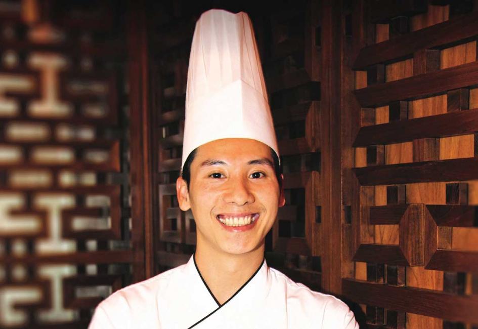 Pham Quan, head chef