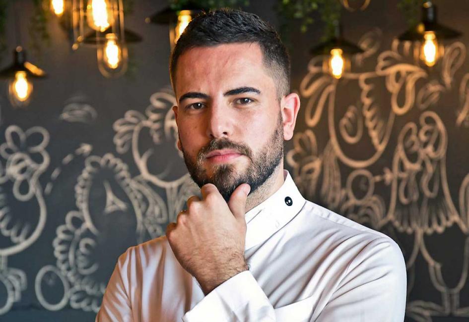 Roost Rotisserie, Chef Zayn Haggerty