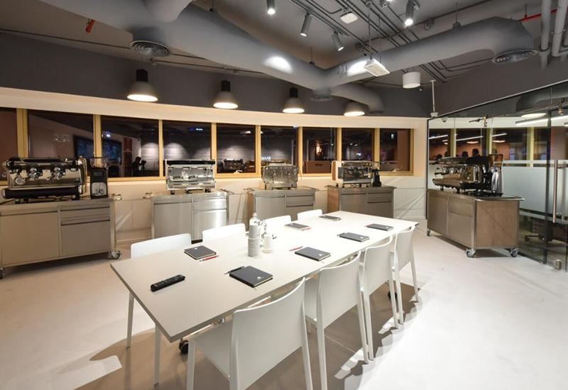 Gruppo cimbali, Coffee, Dubai, Gulfood