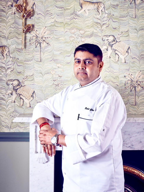 Indian food, Rohit Ghai, Shangri-La Al Husn Resort & Spa, Muscat