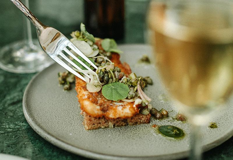 Kizmet, The Opposite Kitchen, Dubai, Scandinavian food