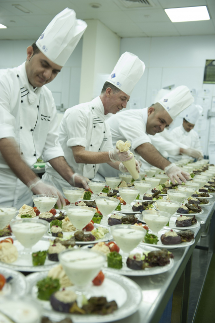 DWTC, Hospitality by DWTC, Events catering