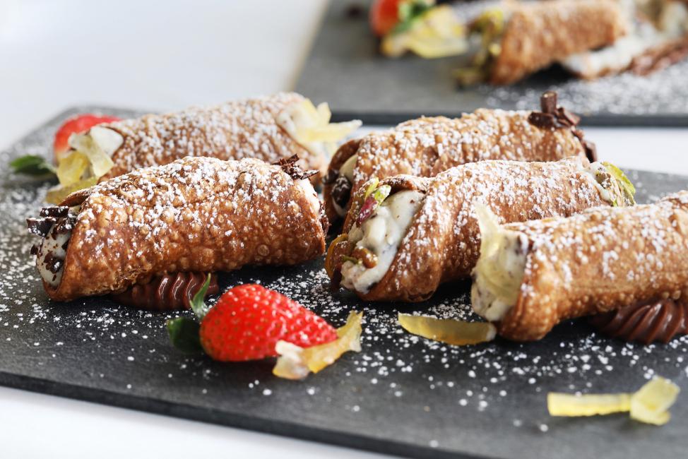 BiCE Mare, Italian cuisine, Free food