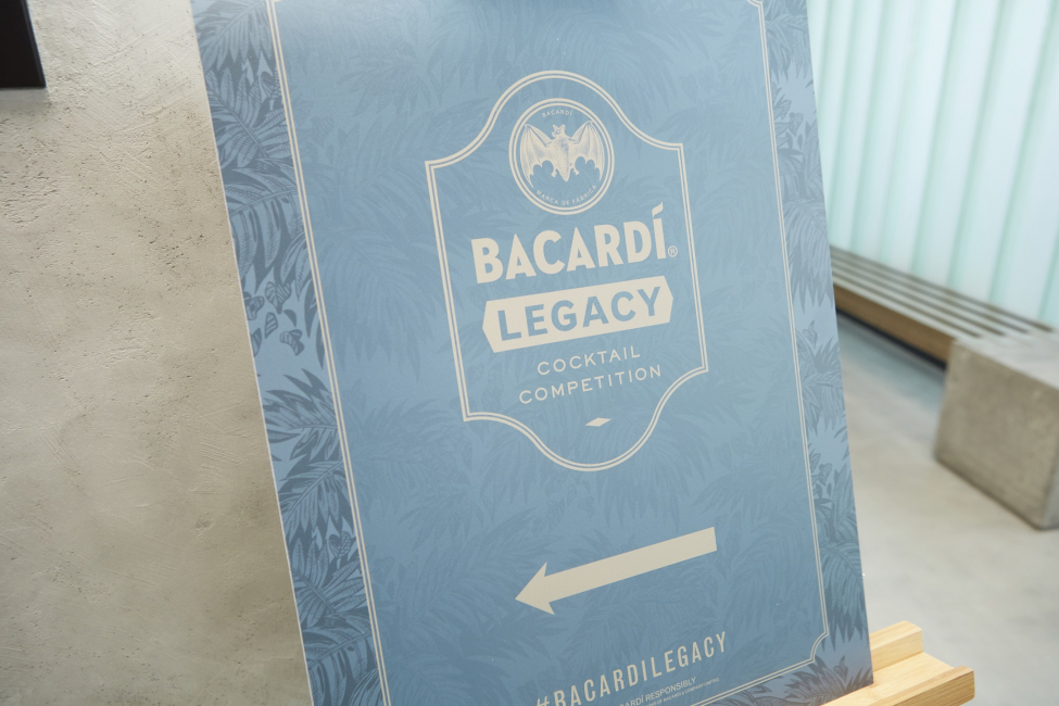 PHOTOS: The Bacardi Legacy UAE semi-finals took place at Train Beach Club in La Mer