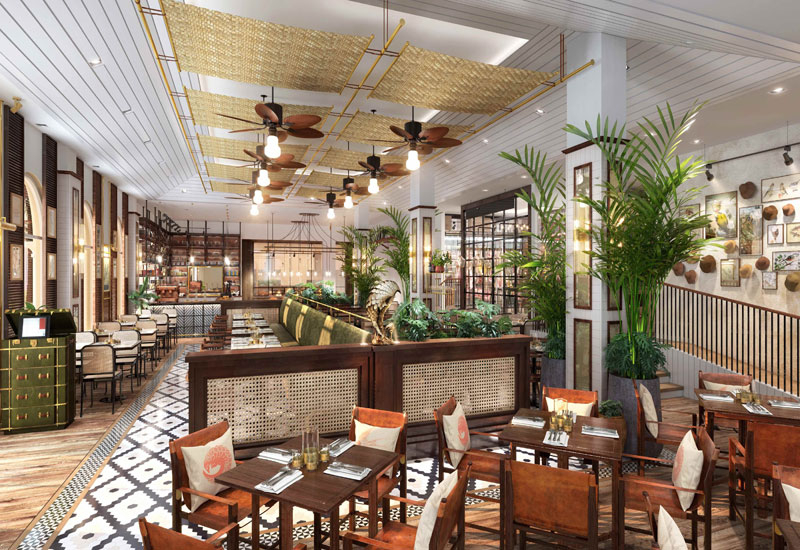 The Pangolin is set to open at The Els Club in Dubai Sports City