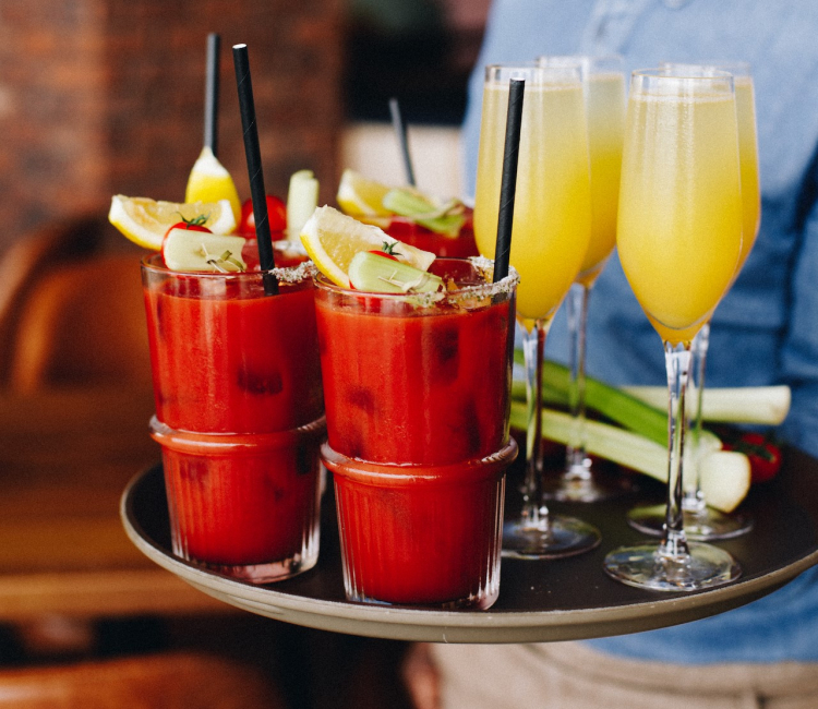 Mix Masters: Three bartenders show us their twists on the classic Bloody Mary