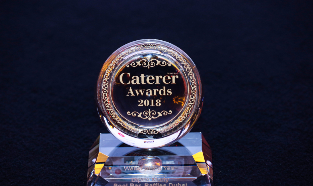 Caterer ME awards 2018 held at Waldorf Astoria Tha Palm 090518 Caterer awards 2018