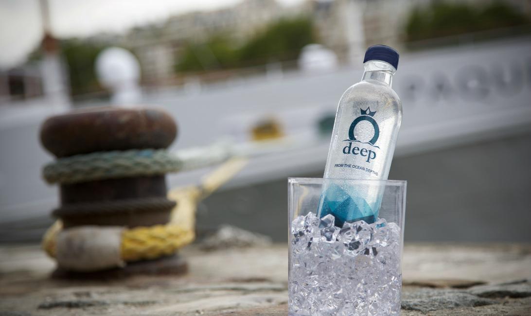Odeep, Business France, Ocean fresh water