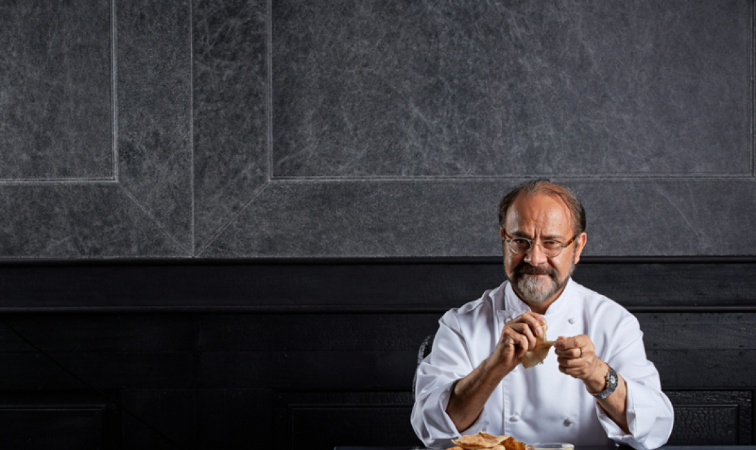 Chef Greg Malouf will be cooking at Gates Hospitality's fundraiser