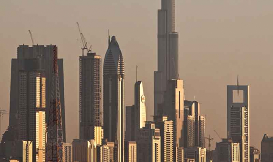 Dubai has 145 projects and 40,733 rooms in its construction pipeline.