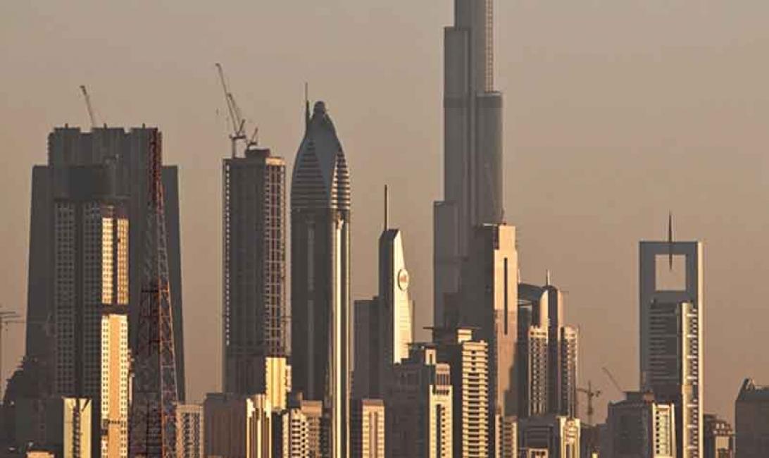 KPMG, Dubai, Restaurants