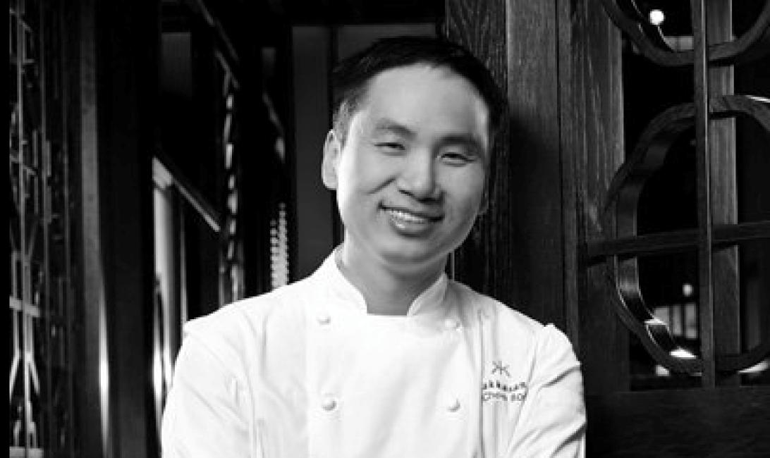 Hakkasan international executive chef Ho Chee Boon