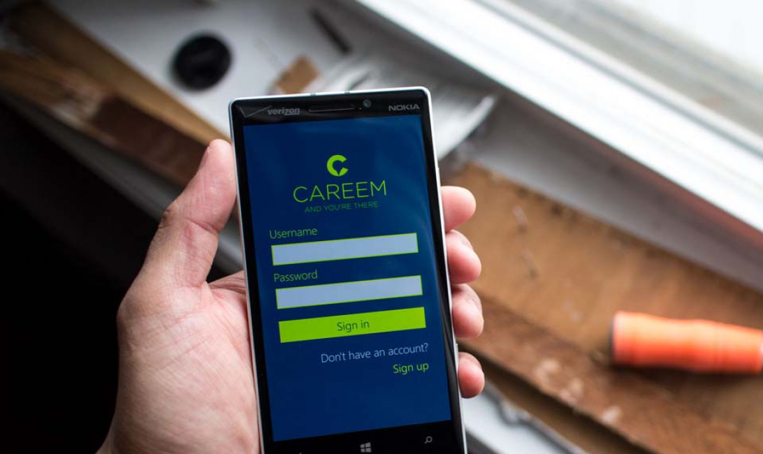 Careem, Uber, Delivery apps, Dubai delivery
