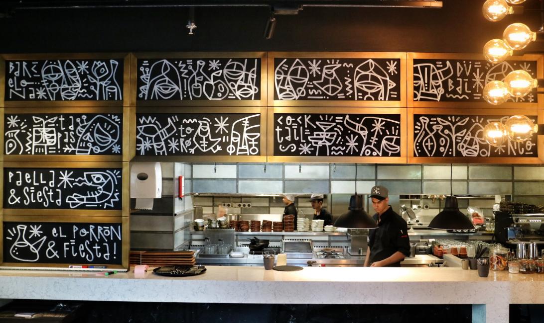 Tapas, Spanish-style tapas, Spanish restaurants dubai, Toro + Ko