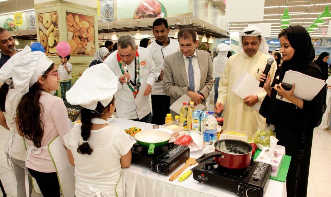 Junior chefs, Junior chef