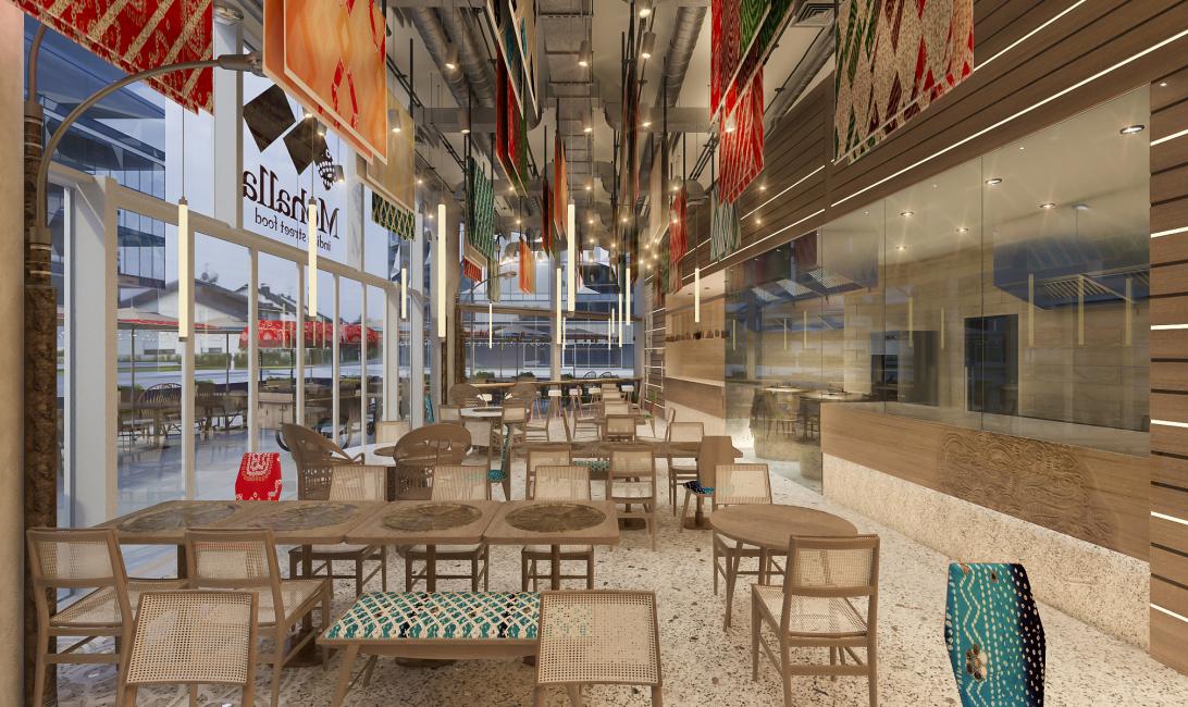 New restaurant d3, New restaurant Dubai, Atelier House Hospitality