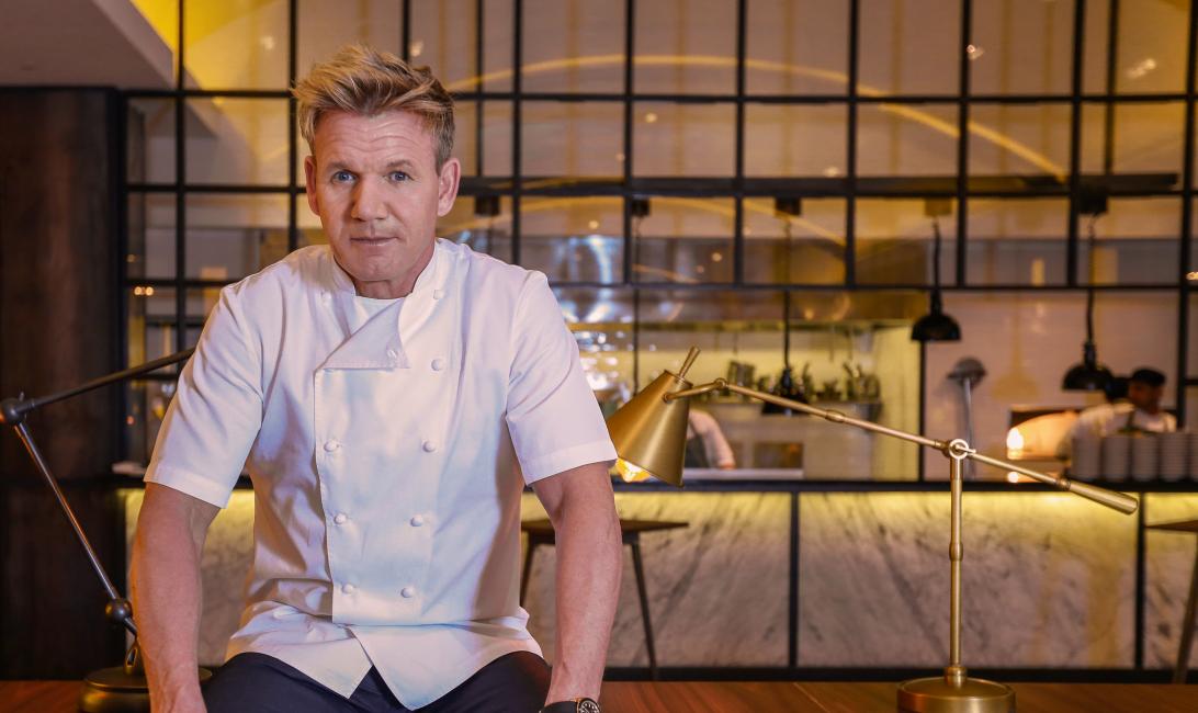Hell's kitchen, Gordon Ramsay, Dubai, Caesars palace