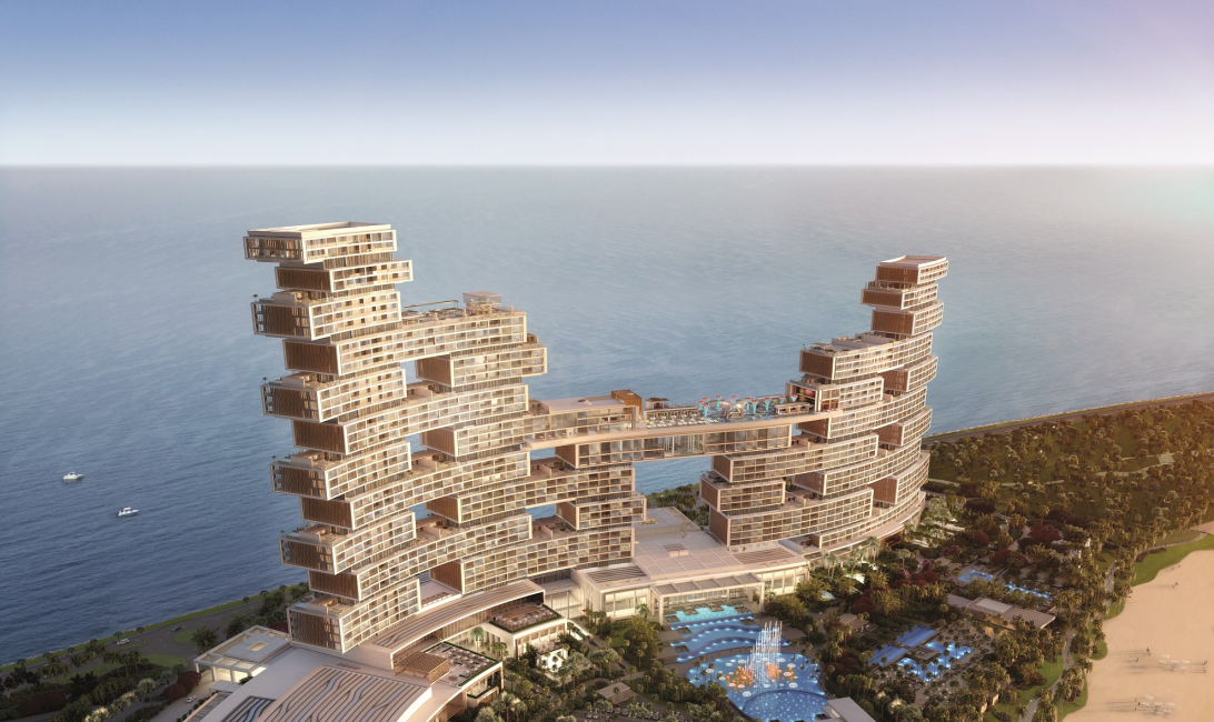 Royal Atlantis Resort & Residences, Atlantis, Ariana bundy, Atlantis The Palm