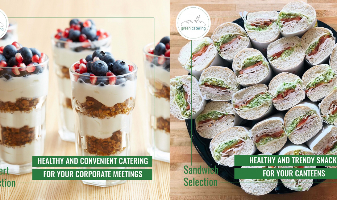 Green catering, Greenhouse