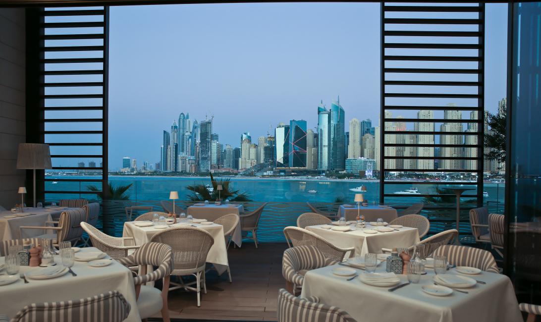 Alici, Dubai, Orange Hospitality, Il Borro Tuscan Bistro, Time out restaurant awards