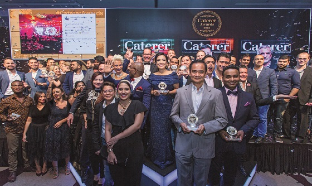 CAT ME AWARDS 2018caterer awards