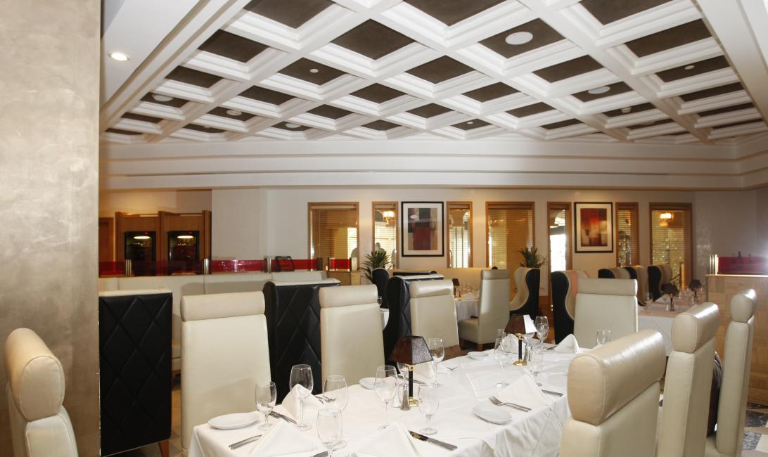 Ruths Chris Steak House The Monarch Dubai  rajesh Raghav itp Images  january 2011