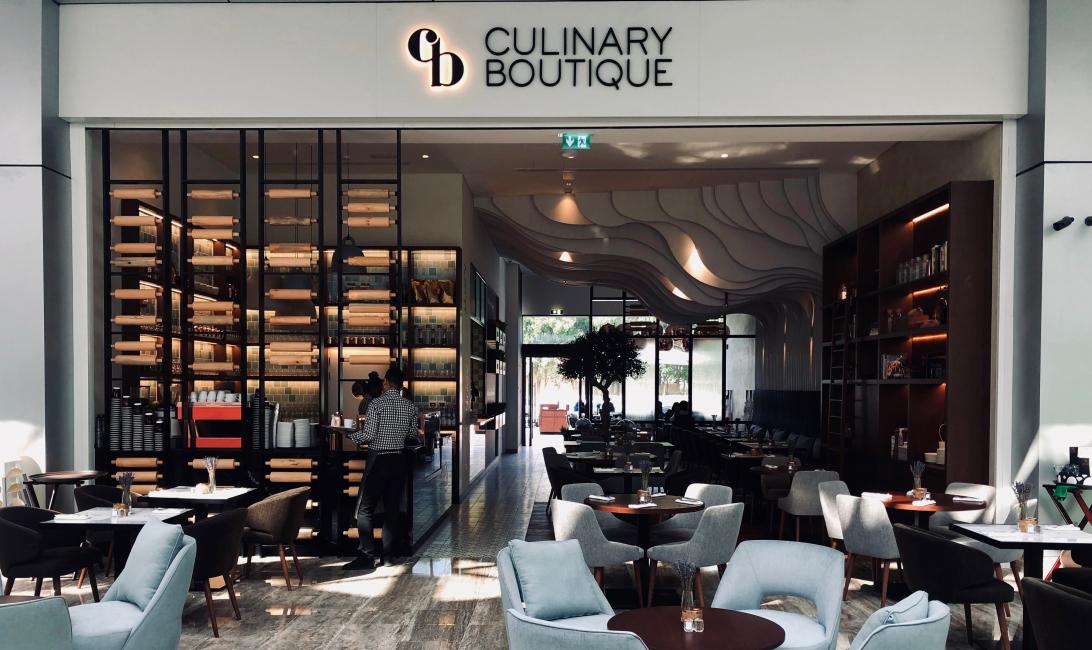 Culinary boutique, Dubai cafe, Al barsha cafe