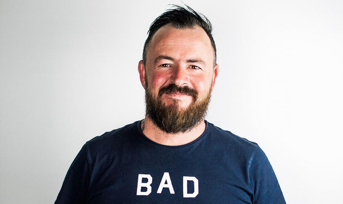 Troy Payne, head chef