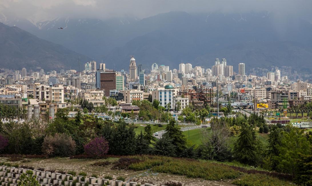 Tehran, Restaurant closures, Iran