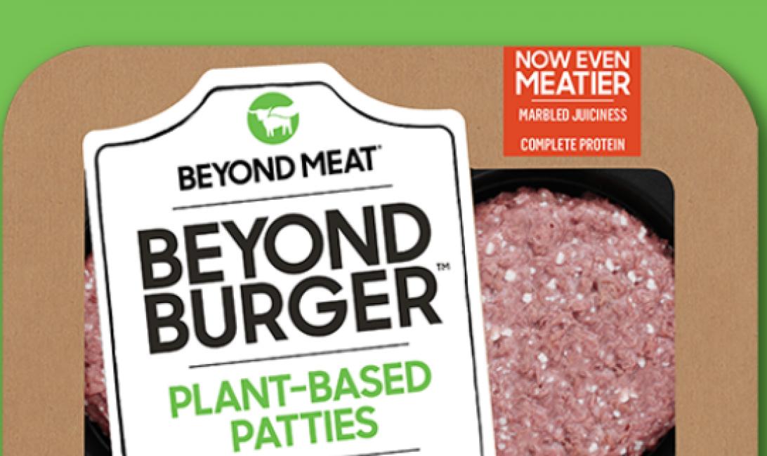 Beyond burger, Prince khaled, Vegan, Plant based