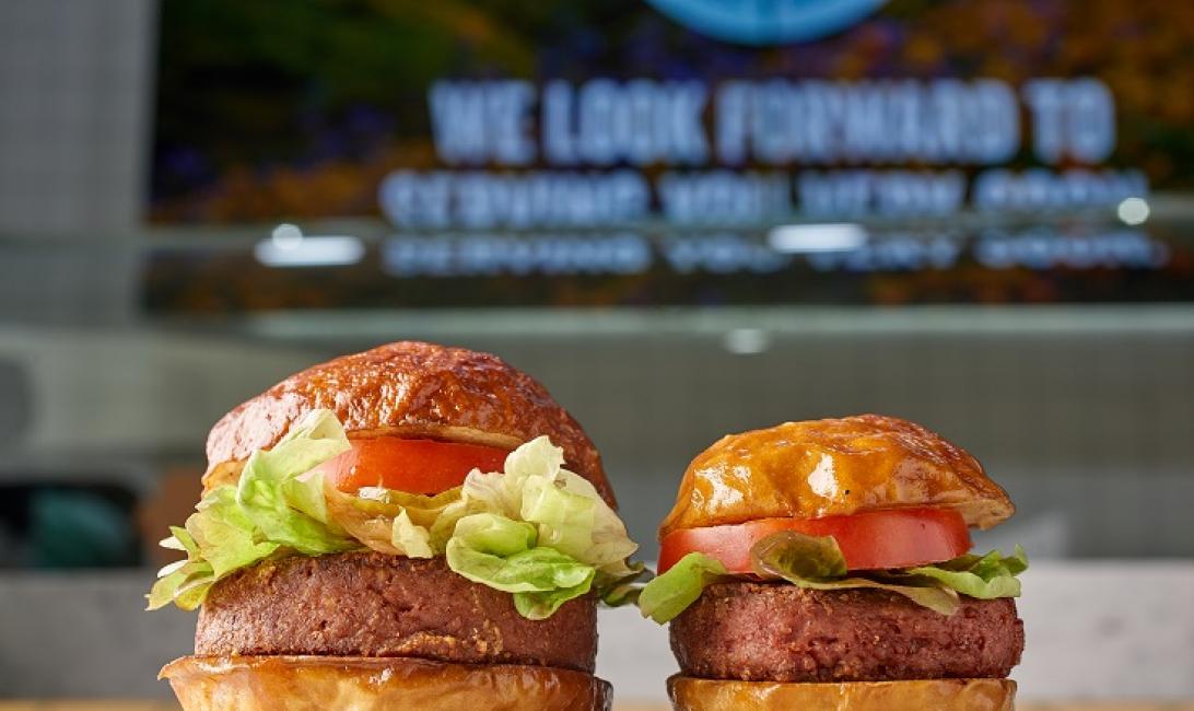 Wildflower, Wildflower poke and more, Beyond  burger, Beyond meat