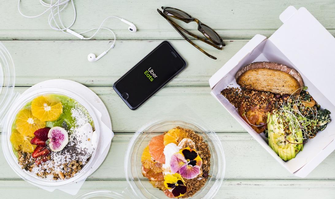 Uber eats, Iftar, Suhoor, Food delivery, Dubai