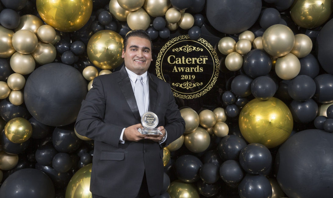 The 2019 Caterer Awards were held at JW Marriott Marquis Hotel in Dubai