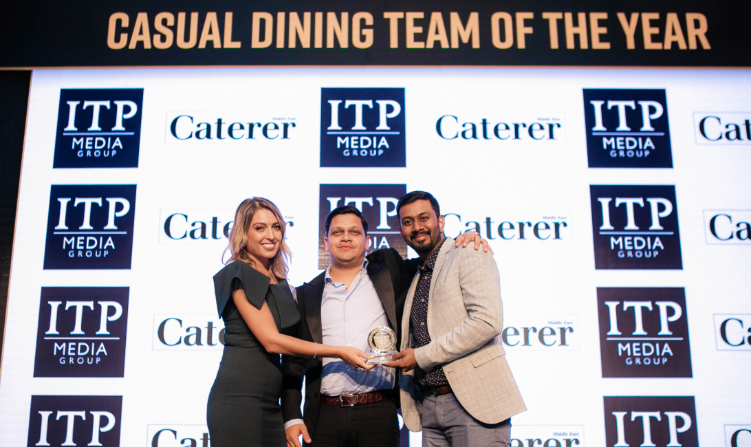 Reform Social & Grill won Casual Dining Team of the Year